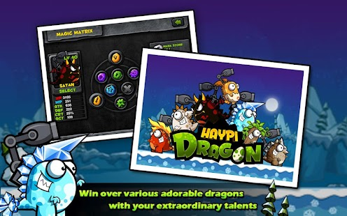 Haypi Dragon- screenshot thumbnail