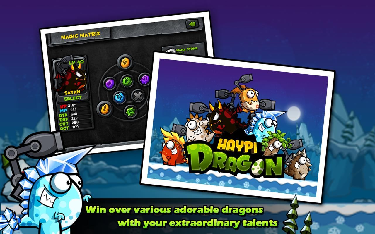 Haypi Dragon- screenshot