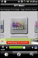 Screenshot of .977 MUSIC