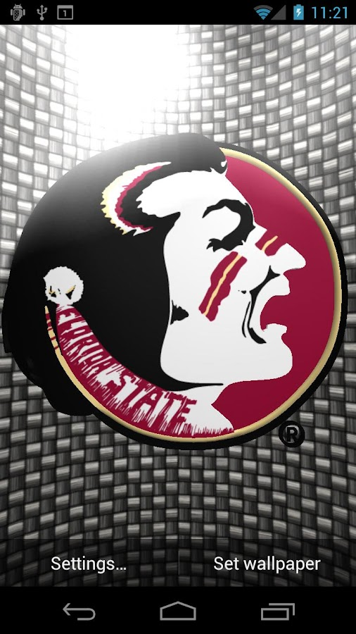FSU Seminoles Pix & Tone - screenshot