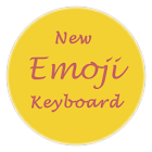 New Emoji Keyboard icon