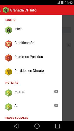 Granada CF Info