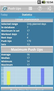 Push Ups Coach - screenshot thumbnail
