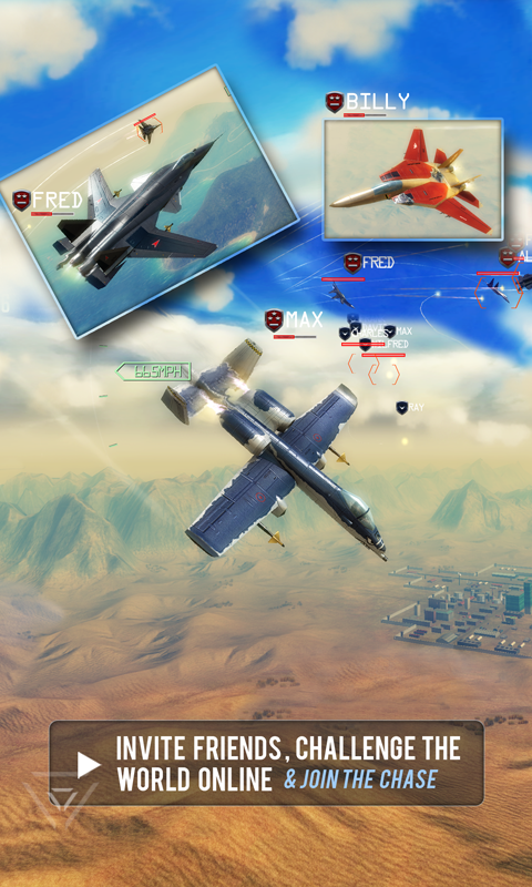 Sky Gamblers: Air Supremacy - screenshot