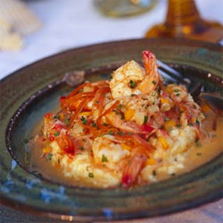 Creamy Shrimp and Grits