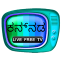 Kannada Live Free TV icon