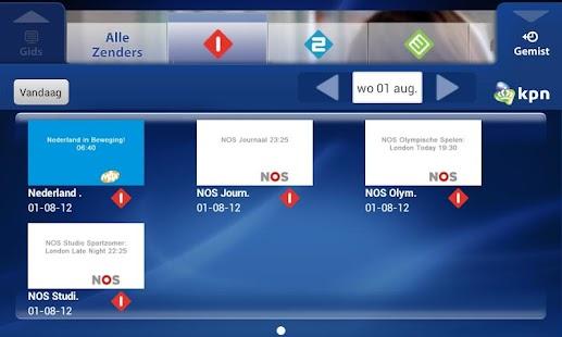 KPN iTV Online- screenshot thumbnail