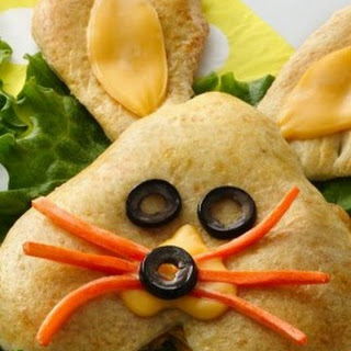 Pizza Pocket Bunnies