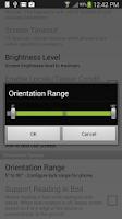 Screenshot of Screebl - Screen On/Off Sensor
