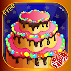 Ice Cream Cake Maker - Cooking icon