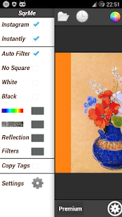 Square Photo Editor - SqrMe - screenshot thumbnail