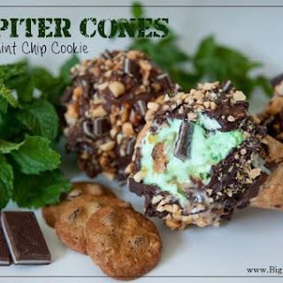 Jupiter Cone Mint Chip Cookie