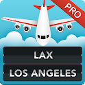 LAX Los Angeles Airport Pro icon