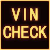 Проверка VIN авто на угон PRO