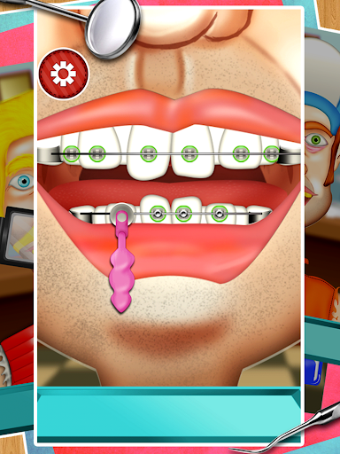Braces Surgery Dentist Game game (apk) free download for Android/PC/Windows screenshot