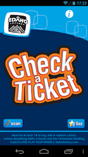 Check-a-Ticket- screenshot thumbnail