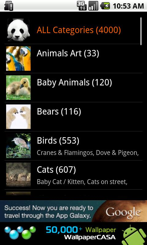 AnimalPix (HD) - screenshot