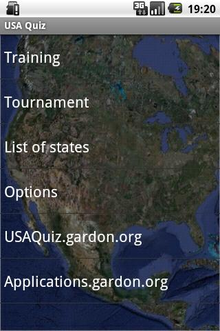 USA Geo Quiz- screenshot