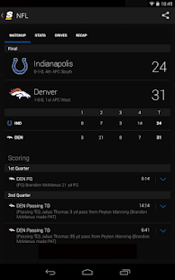 theScore: Sports & Scores- screenshot thumbnail