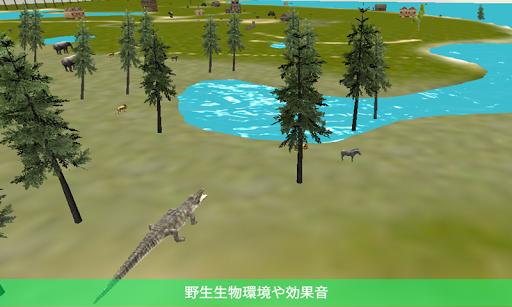 玩免費模擬APP|下載クロコダイルの攻撃シミュレータ3D app不用錢|硬是要APP