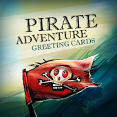 Pirate Adventure Greeting Card
