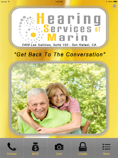 Hearing Services of Marin- screenshot thumbnail