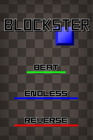 Block Ster break the blocks - screenshot