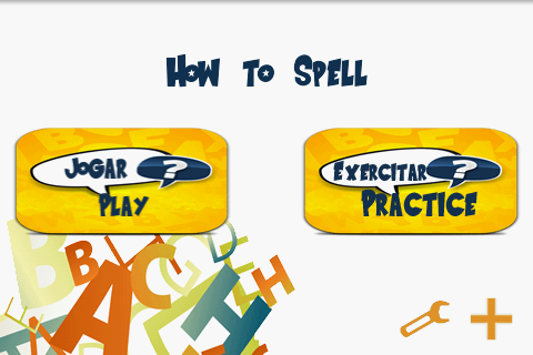 How To Spell : With TTS