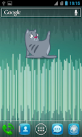 Screenshot of Cats Widget