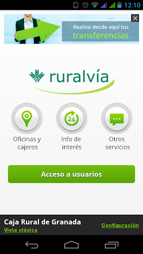 【免費財經App】Caja Rural de Granada-APP點子