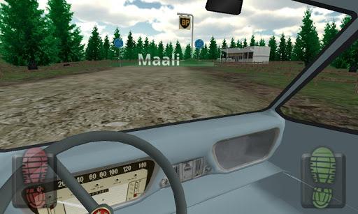 【免費賽車遊戲App】On The Road Autopeli-APP點子