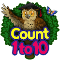 Count 1 to 10 icon