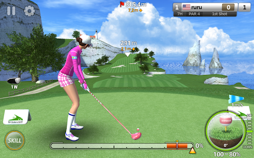 Android  Download Mediafire Full Golf Star APK v1.4.1 Free