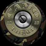 Next Launcher Theme Camo 3D