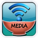 MediaBowl: FileShare icon
