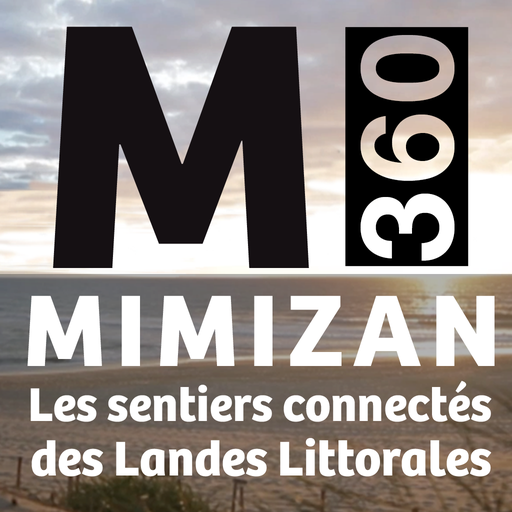 Mimizan360, Sentiers connectés LOGO-APP點子