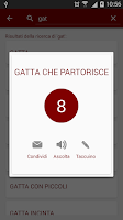 Screenshot of Smorfia Napoletana (Cabala)