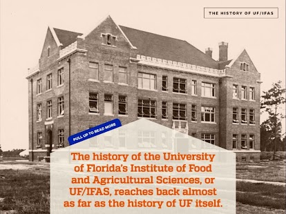 UF/IFAS Reach- screenshot thumbnail