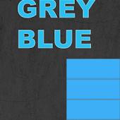 BlueGray GoSMS Pro Theme