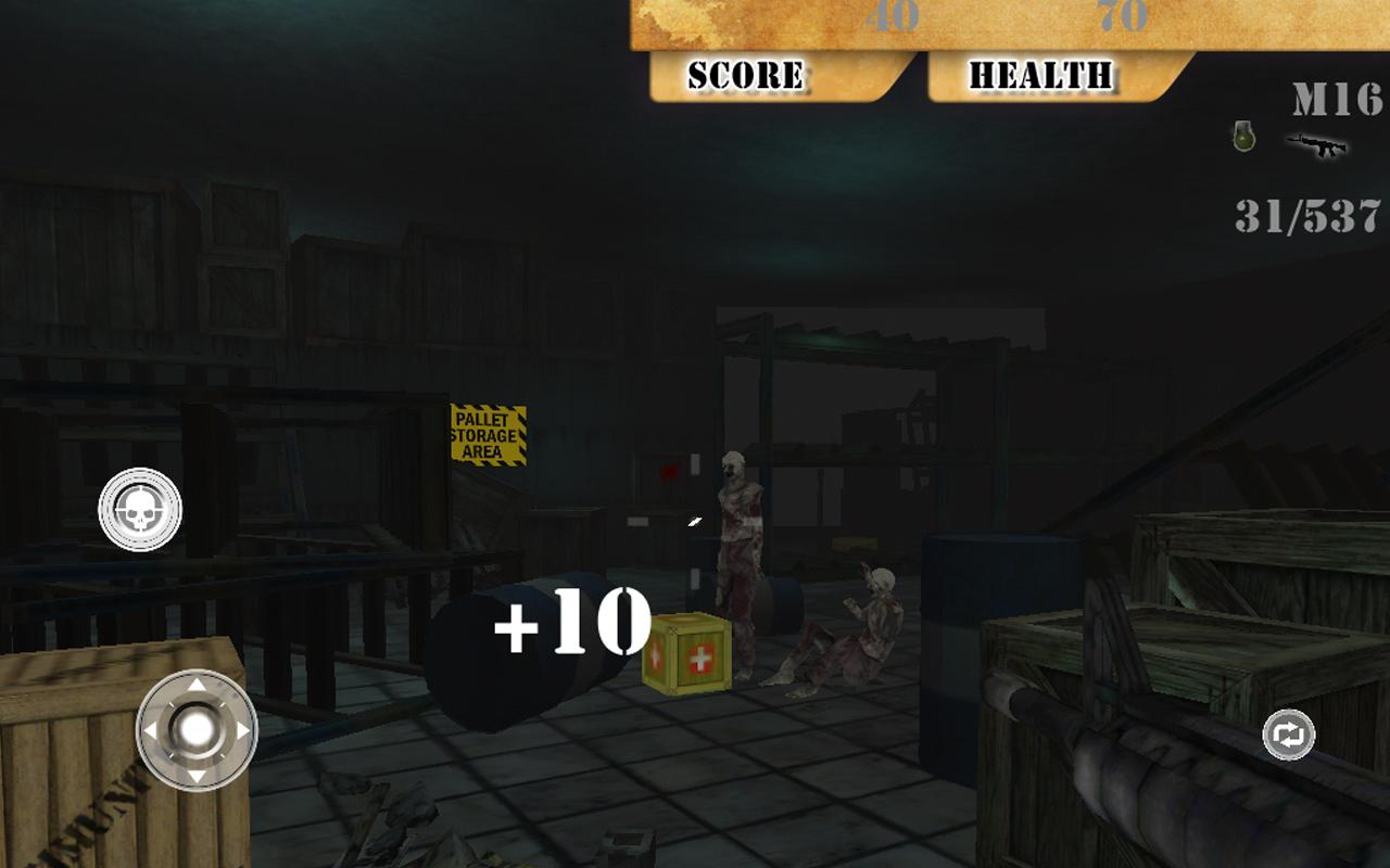 TOXIN Zombie Annihilation- screenshot