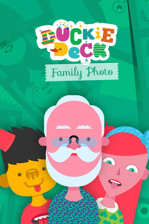 Fun Family Photo App - KIM- screenshot