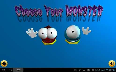 Very Little Monsters Lite - screenshot thumbnail