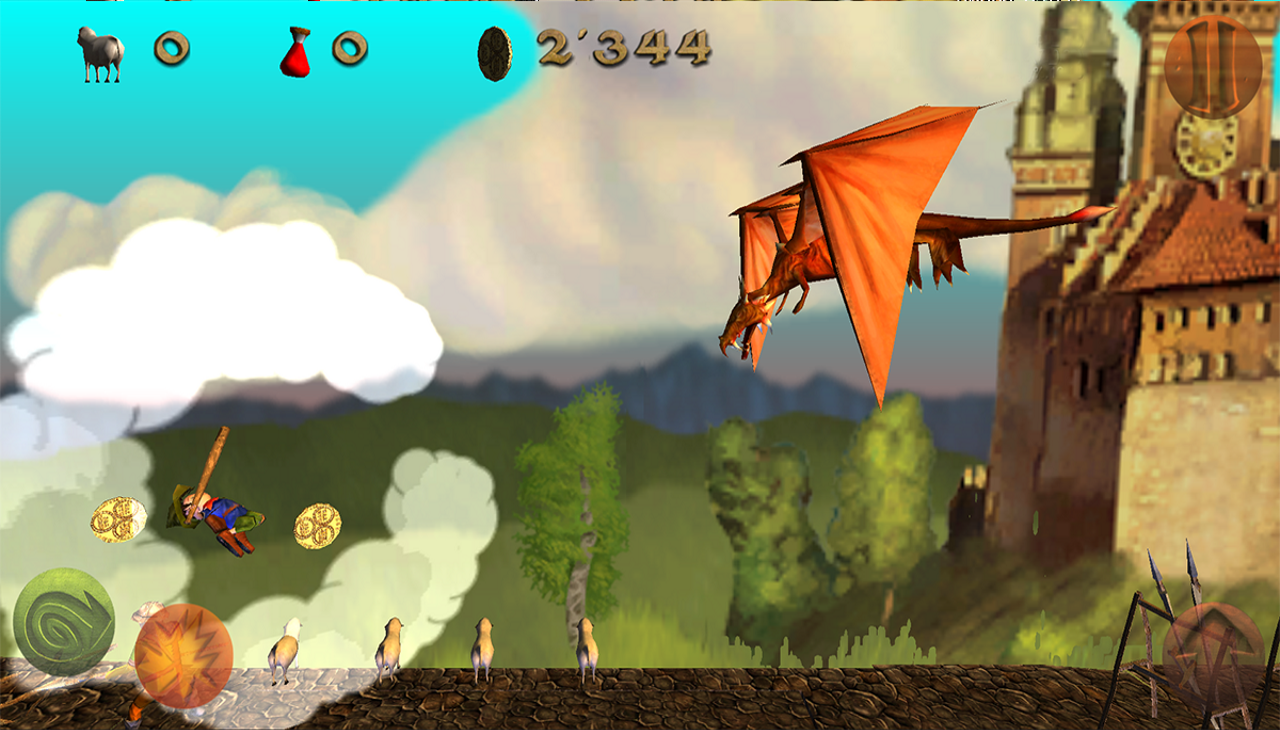 Dragon & Shoemaker- screenshot
