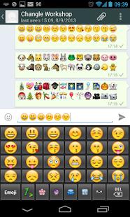 EggMoji 中文輸入法 New Emoji