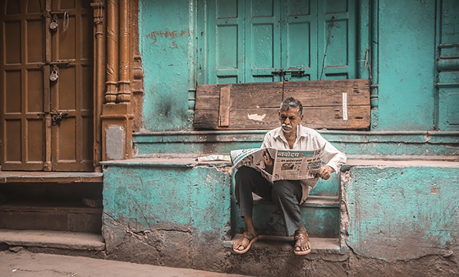 daily news by Abhi Shek - People Street & Candids
