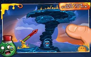 Screenshot of Monster Island