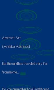 Abstract Art Arabica Ataraxis