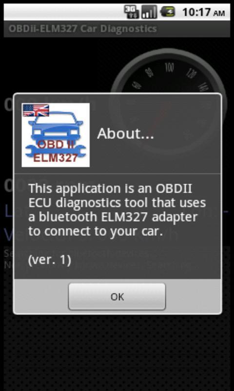 obd2 elm327 car diagnostics android apps on google play. Black Bedroom Furniture Sets. Home Design Ideas