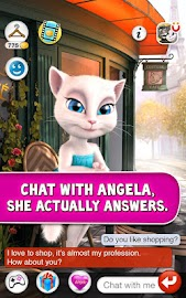 Talking Angela Screenshot 7