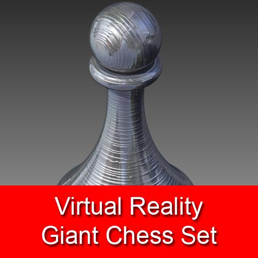 VR Giant Chess Set